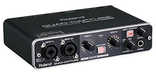 Roland QUAD-CAPTURE UA-55
