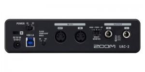 ZOOM UAC-2 リア