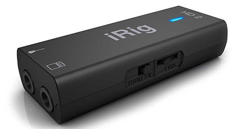 IK Multimedia iRig HD2