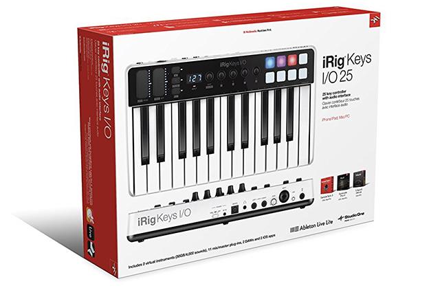 iRig Keys I/O