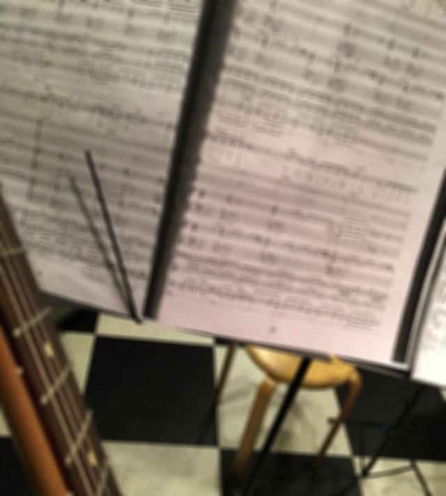 DTM機材を使った効率的なギター曲の覚え方