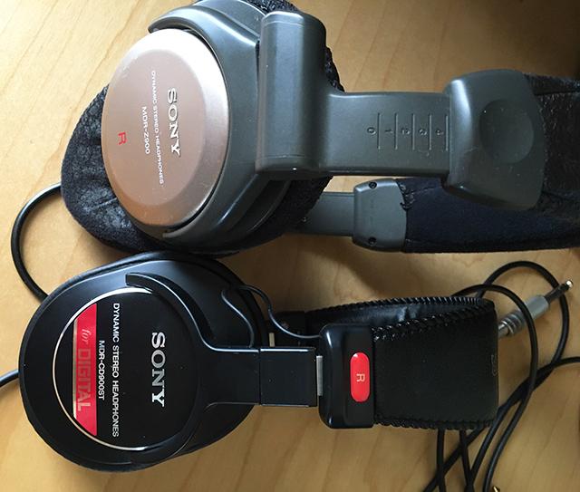 MDR-CD900ST MDR-Z900