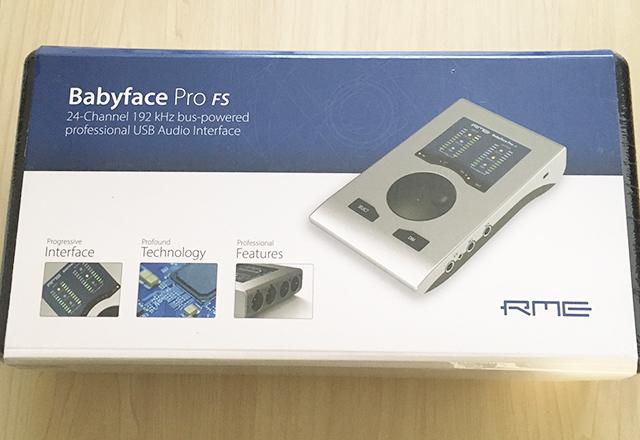 RME Babyface Pro FS